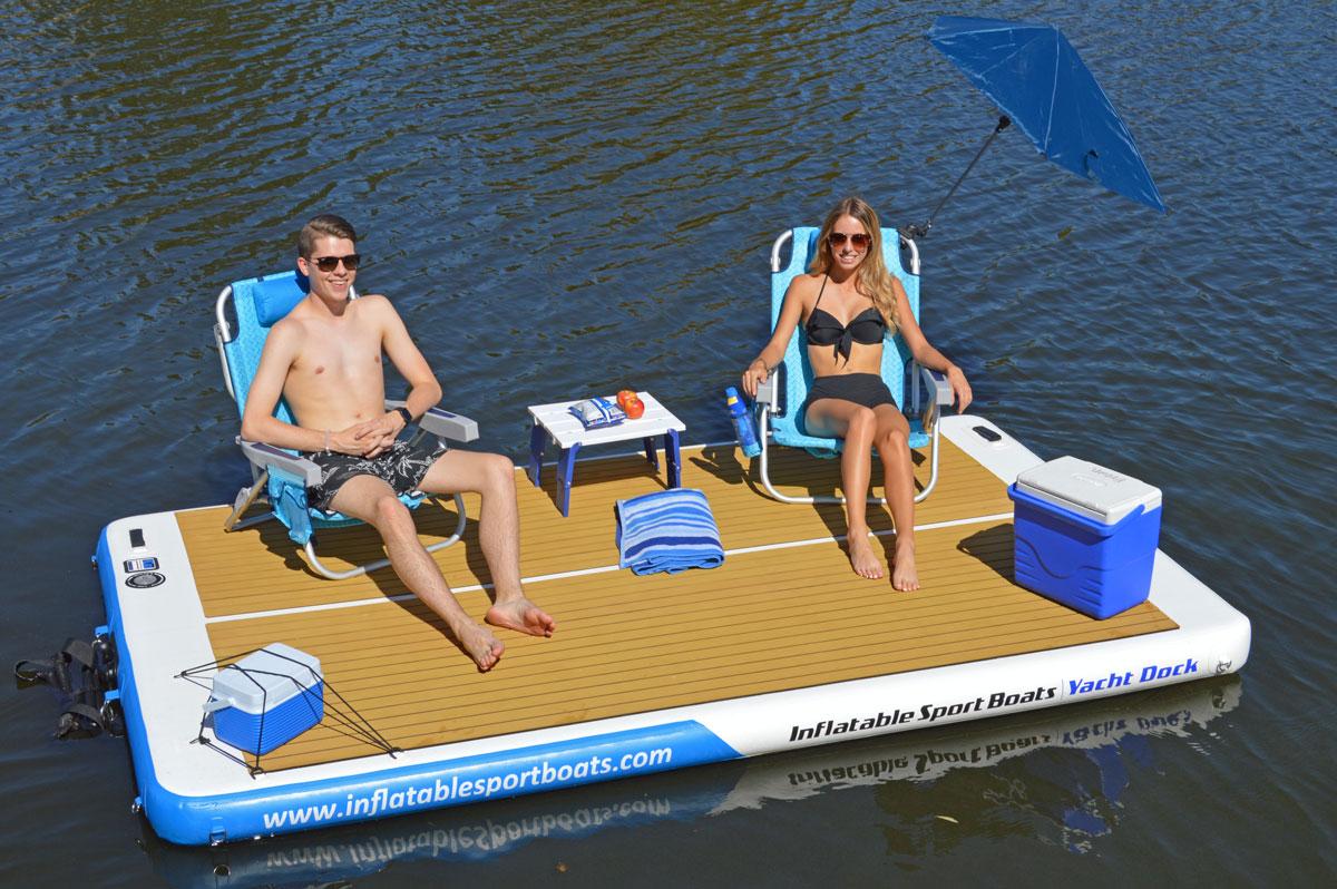 Inflatable Yacht Dock